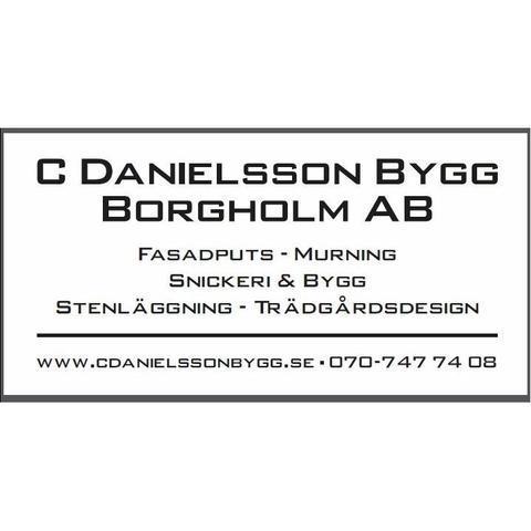 C Danielsson Bygg Borgholm logo