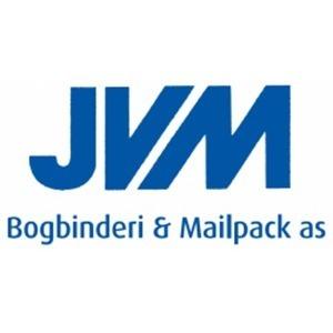 Jvm Bogbinderi & Mailpack as logo