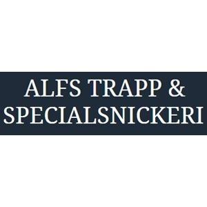 Alfs Trappor & Specialsnickerier logo