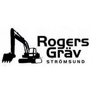 Rogers Gräv i Strömsund AB logo