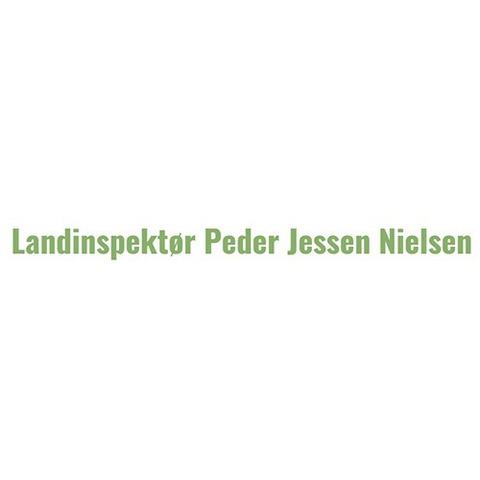Landinspektør Peder Jessen Nielsen logo