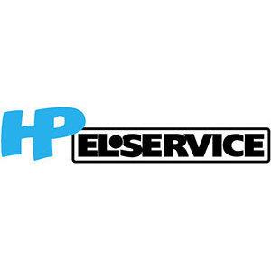 HP El-Service A/S logo