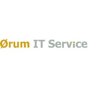 Ørum IT Service logo