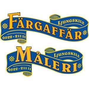 Ljungskile Måleri & Färgaffär AB logo