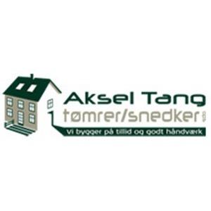 Aksel Tang Tømrer / Snedker logo