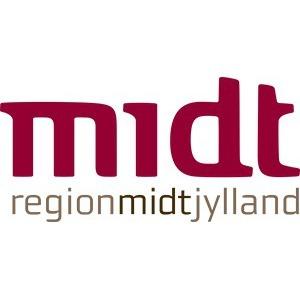 Region Midtjylland - Regionshuset Århus logo