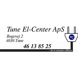 Tune El-Center ApS logo