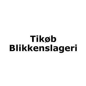 Tikøb Blikkenslageri logo