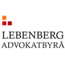 Lebenberg Advokatbyrå AB logo