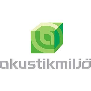 Akustikmiljö i Falkenberg AB logo