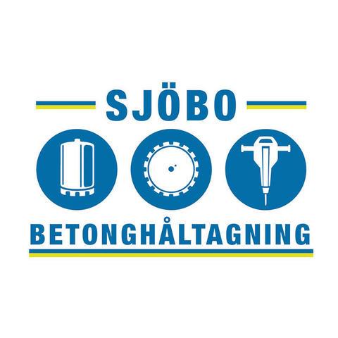 Sjöbo Betonghåltagning AB logo