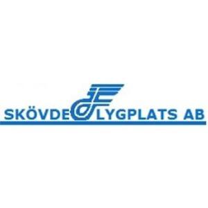 Skövde Flygplats AB logo
