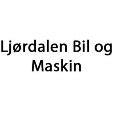 Ljørdalen Bil og Maskin logo