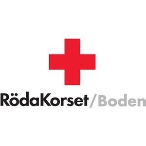 Röda Korset Bodenkretsen logo