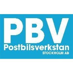 Postbilsverkstan Stockholm, AB logo