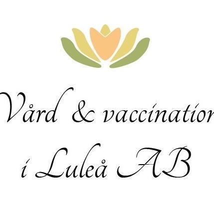 Vård och vaccination i Luleå AB logo