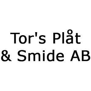 Tor's Plåt & Smide AB logo