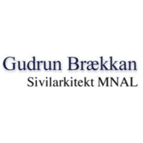 Gudrun Brækkan Sivilarkitekt MNAL AS logo