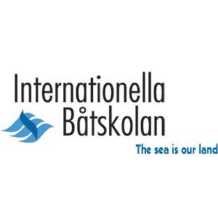 Internationella Båtskolan logo