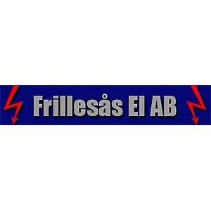 Frillesås El, AB logo