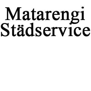 Matarengi Städservice logo