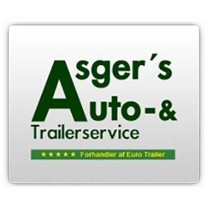 Asger's Auto- & Trailerservice logo