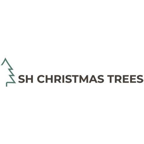 SH Christmas Trees logo