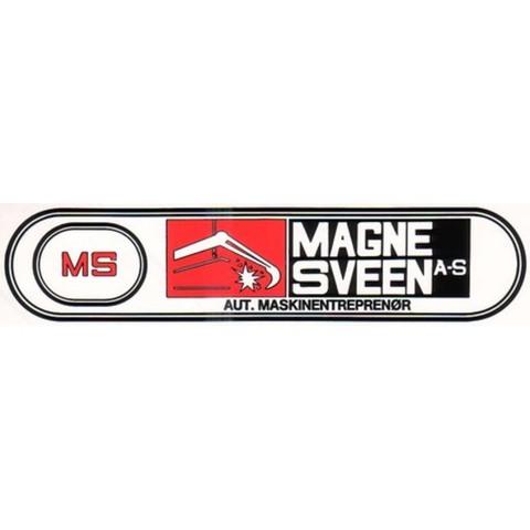 Magne Sveen AS logo
