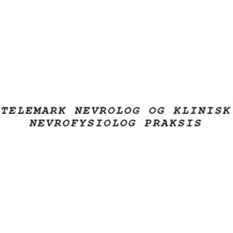 Telemark Nevrolog og KNF AS logo