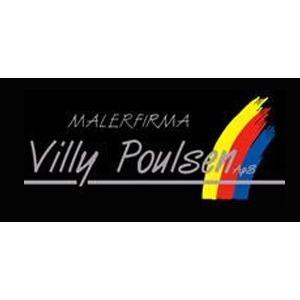 Malerfirma Villy Poulsen logo