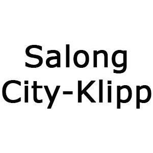 Salong City-Klipp logo