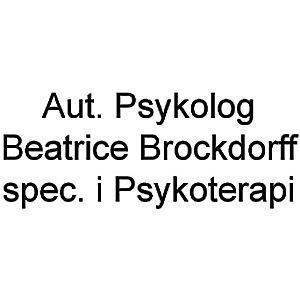 Aut. Psykolog Beatrice Brockdorff spec. i Psykoterapi logo