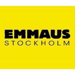 Emmaus Stockholm Second hand logo