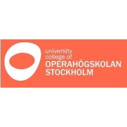Operahögskolan i Stockholm logo