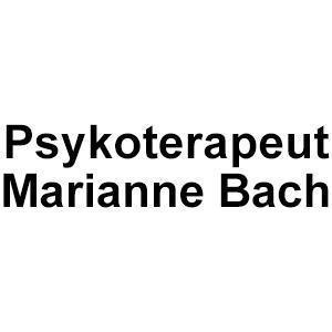 Psykoterapeut Marianne Bach logo