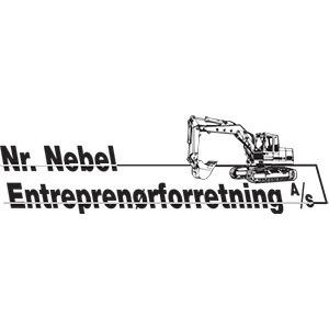 Nr. Nebel Entreprenørforretning A/S logo