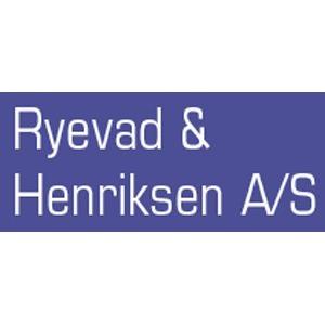 Ryevad & Henriksen A/S logo