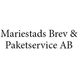 Mariestads Brev o. Paketservice AB logo