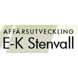 Affärsutveckling E K Stenvall logo