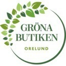 Gröna Butiken på Orelund logo