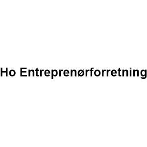 Ho Entreprenørforretning logo