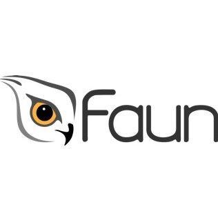 Faun Naturforvalting AS logo
