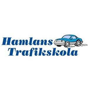 Hamlans Trafikskola logo