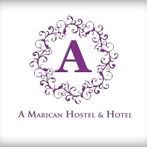 A Marican Hostel & Hotel logo