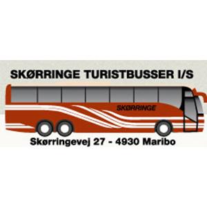 Skørringe Turistbusser I/S logo