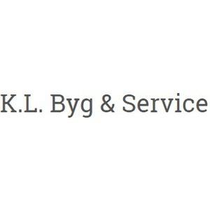 K.L Byg & Service logo