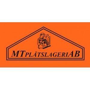 MT Plåtslageri AB logo