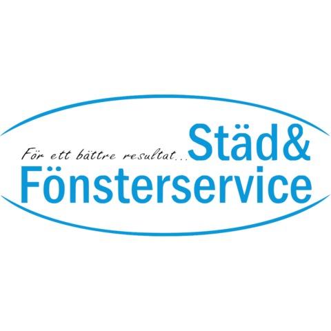 Städ & Fönsterservice logo