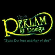 Vara Reklam & Design AB logo