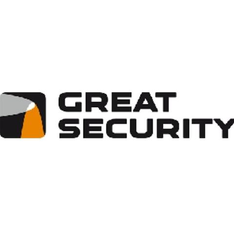 Great Security - Bromma Lås logo